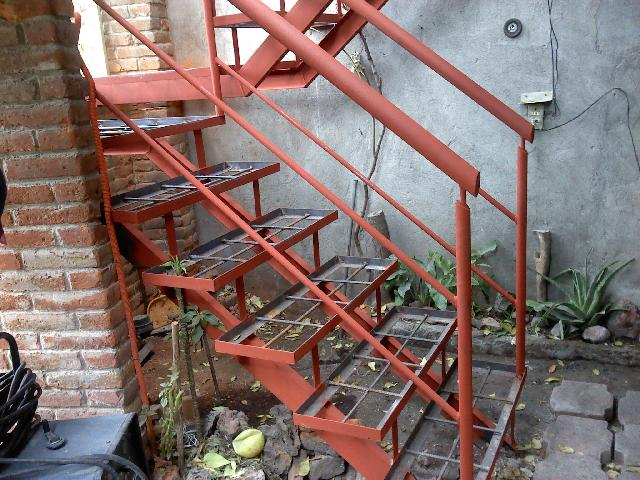 ... saguanes rejas barandales estructuras metalicas de vigueta de ipr