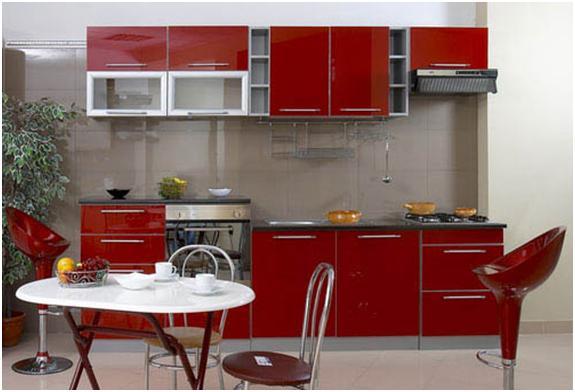 cocinas integrales pequeas y modernas