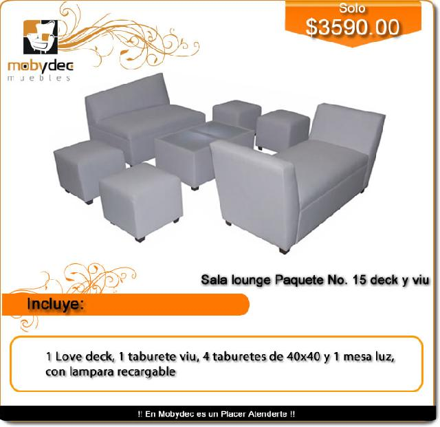 Salas lounge venta mobydec muebles para bar barras for Muebles para bar lounge