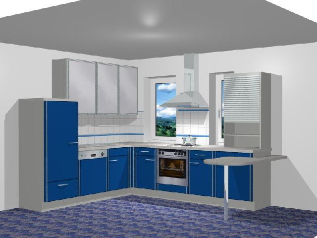 Cocina integral de concreto imagui for Cocinas de concreto modernas