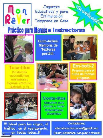 Estimulacion Temprana En Monterrey Y Juguetes Para Ov80nnwm Educativos rCsdohtBQx
