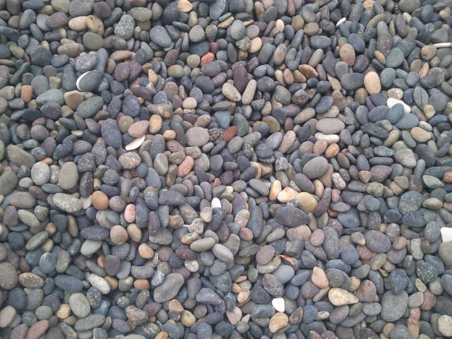 Im genes de piedra decorativa de mar y productos de barro for Precio piedras jardin