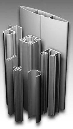 Im genes de extrusion de perfiles de aluminio fabricacion - Barras de aluminio huecas ...