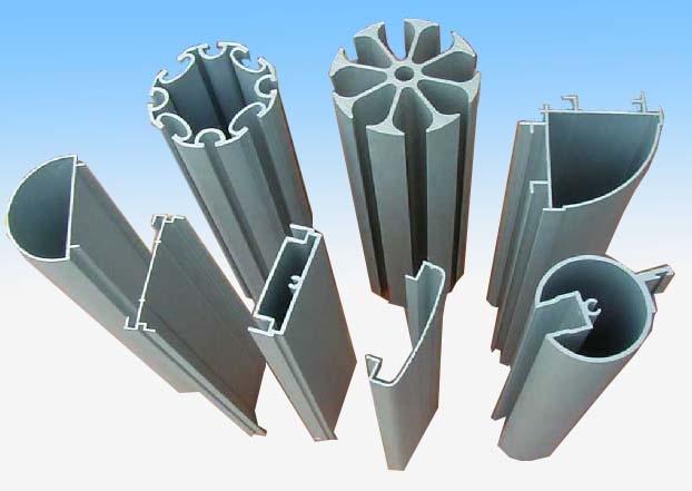 Tubos de aluminio ips cedula 40 20 80 angulos canales - Barras de aluminio huecas ...