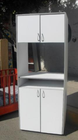 Mueble para horno de microondas en chalco de diaz covarrubias - Mueble alto microondas ...