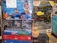 pallets de juguetes nuevos surtidos en tampico