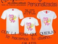 Playeras para Cumpleaños   playera personalizada... en Guadalajara f55ee3c503397
