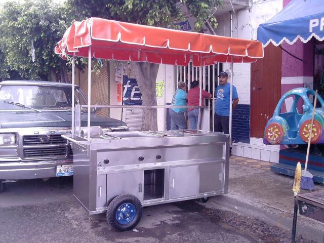 Venta De Carritos De Hot Dogs En Reynosa Tamaulipas