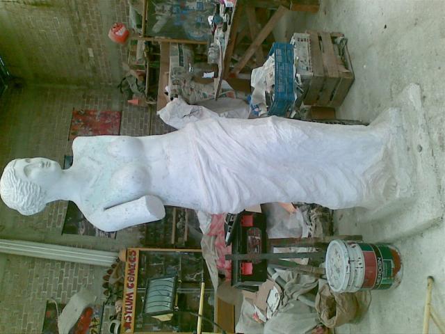 Im genes de escultor de arte fantastico ofrece servicios - Pasta de fibra de vidrio ...
