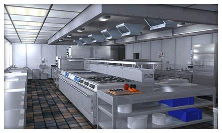 Cocinas y equipos en acero inoxidable industriales en atizap n for Ver cocinas industriales