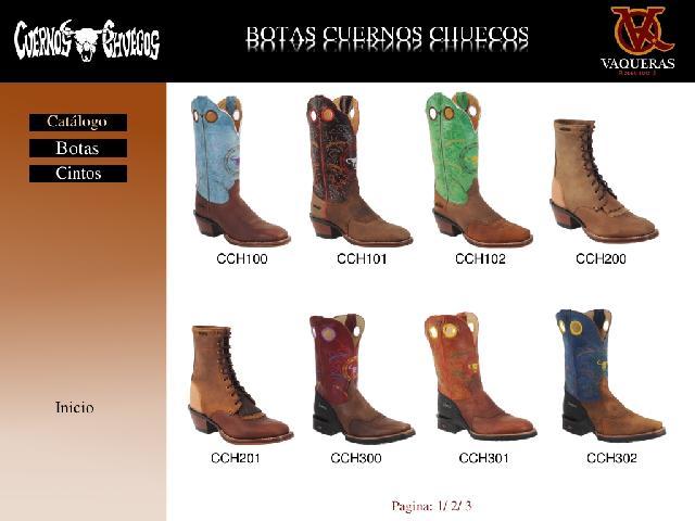 venta de botas y cintos vaqueros en Nuevo Casas Grandes 5e614b50f323