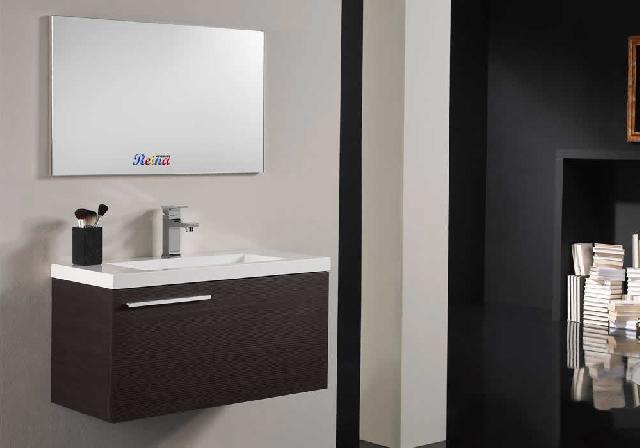 Juegos De Baño Modernos:Muebles de Baño Modernos:Mueble LISBOA 80 en Comondú