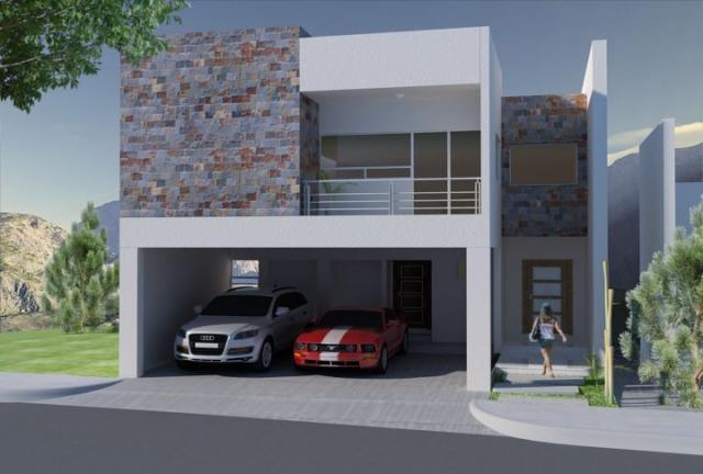 Im genes de roca design arquitectura en guadalupe - Permisos para construir una casa ...