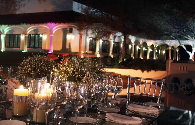Hacienda del conde salon y jardin de eventos en leon for Salon de leon
