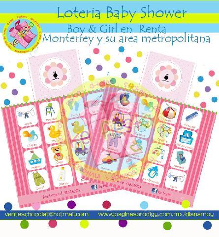 Loteria Baby Shower Para Imprimir Gratis Imagui