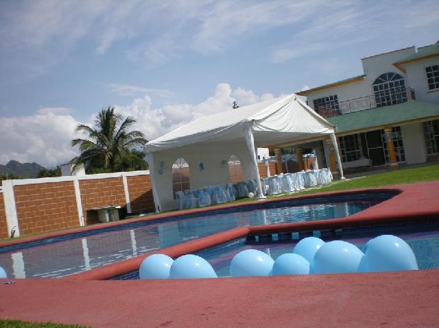 Renta jardin para eventos en oaxtepec cerca de tlayacapan en yautepec - Alquiler casa para eventos ...
