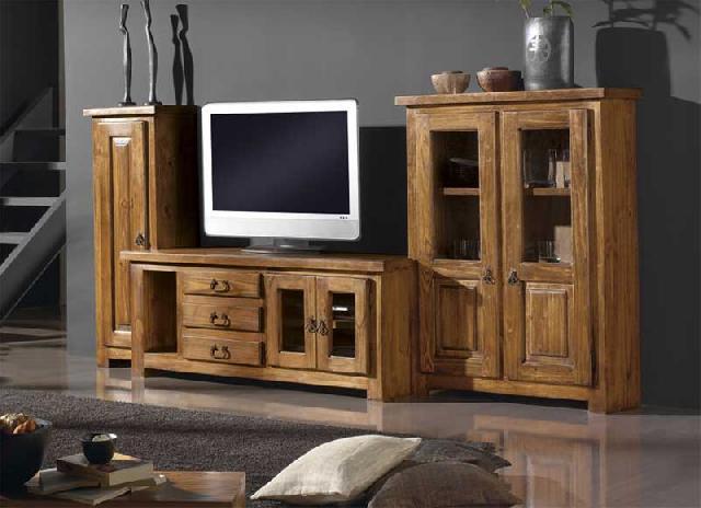 Imágenes de muebles rusticos de forja española en Chapala