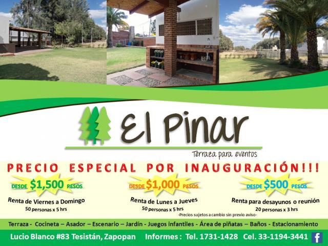 Terrazas Para Fiestas Infantiles En Zapopan Imagui