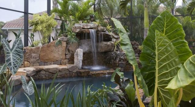 Dise o y construccion de cascadas y jardines en cuautla for Diseno de cascadas para jardin