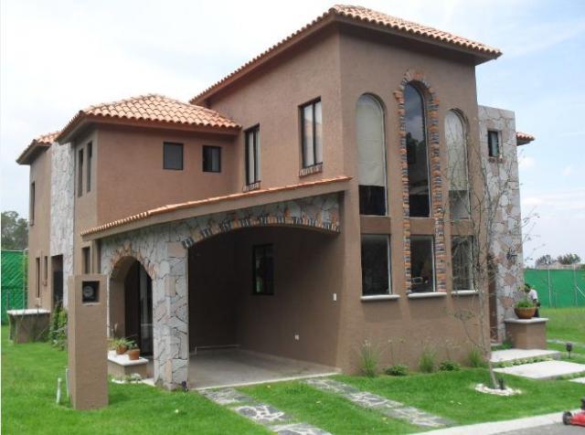 Casa en venta en la querencia arbolado estilo italiano - Casas de estilo italiano ...