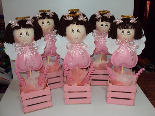 Mu ecas para centros de mesa de princesas campanita - Como hacer decoraciones de bautizo ...