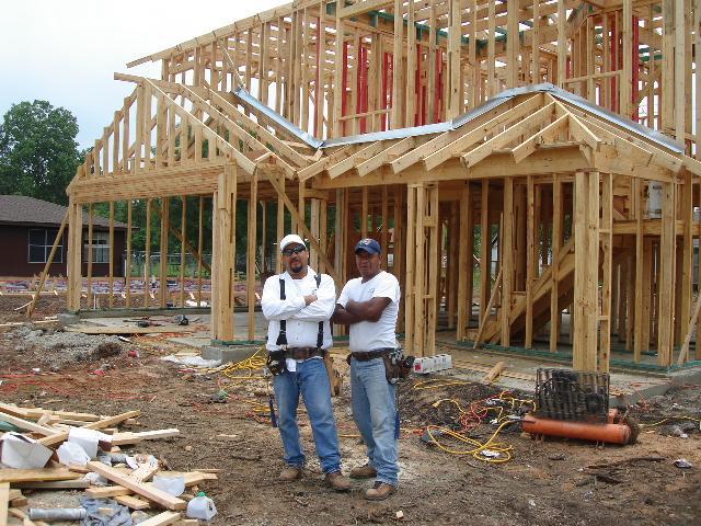 Im genes de construccion de casa americanas en cuernavaca for Construccion de chimeneas para casas