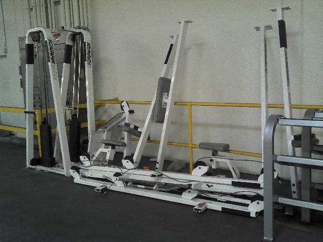 Equipos para gimnasio en tijuana en tijuana for Precio gimnasio