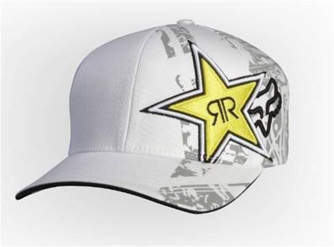 Imágenes de Gorra Fox Racing Rockstar Tonic Medium Profile Flexfit en  Tijuana 84302d6ef06