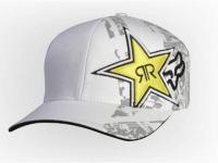 3 fotos. Gorra Fox Racing Rockstar Tonic Medium Profile Flexfit ... 00b7e7349bd