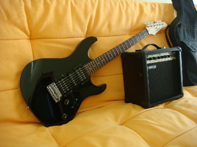 Erg 121c Guitarra Yamaha Erg 121c