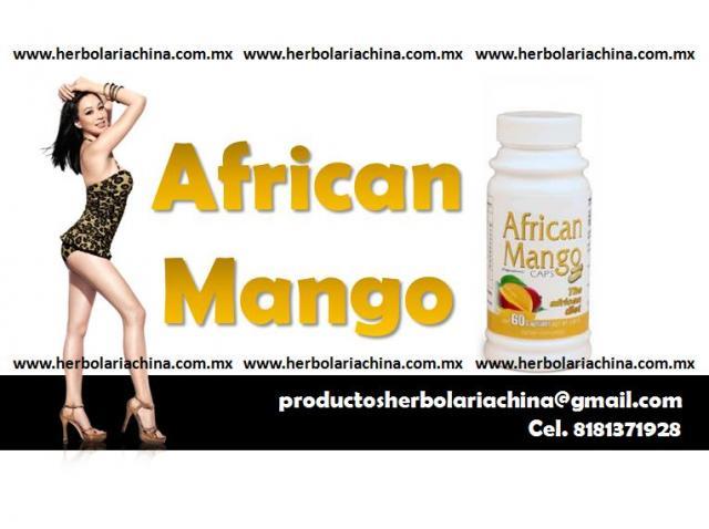anuncios africano grasa