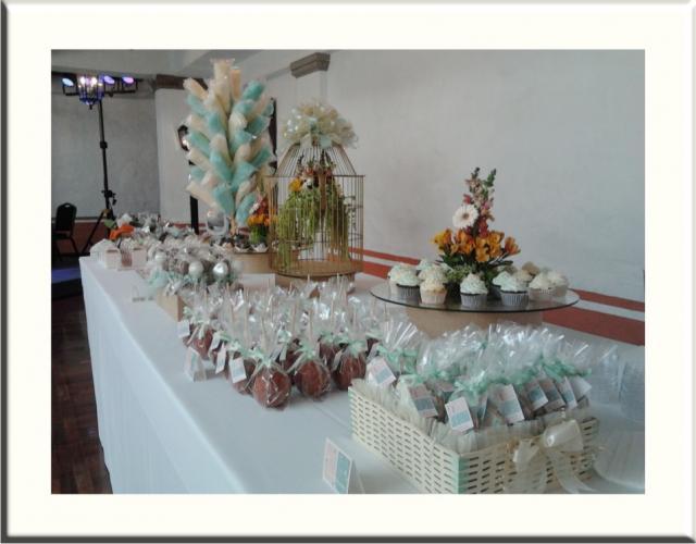 Mesa de postres para primera comunión en guadalajara - Imagui