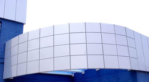 Venta e instalacion de panel de aluminio alucobond albond - Acm inmobiliaria ...