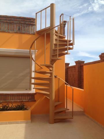 Escaleras caracol en queretaro for Ver escaleras de caracol