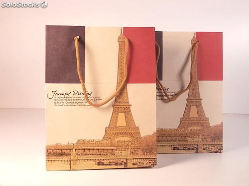 e93257615 troquelada o tipo boutique ,bolsas de carton, bolsas de papel