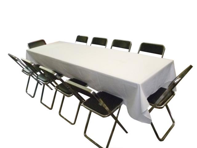 Renta de mesas y sillas para fiestas carpas eventos los for Sillas para quinceaneras
