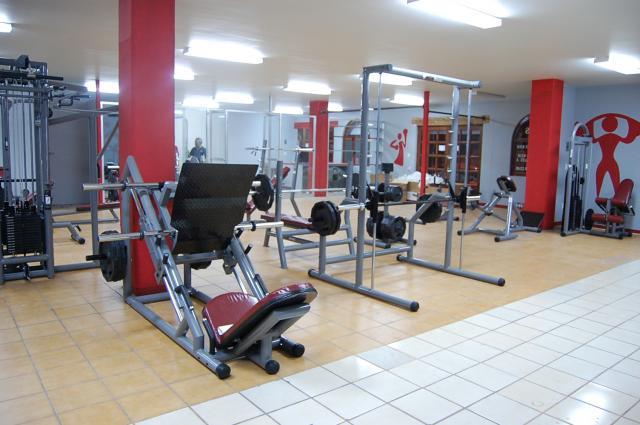 Venta de aparatos de gimnasio aparatos de gimnasia en for Aparatos de gym