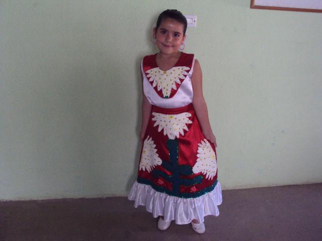 trajes tipicos en La Paz