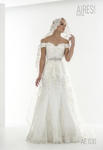 de en vestido bridal novia españa guadalajara aires axrdxq