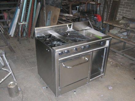 Im genes de reparacion y mantenimiento de estufas for Estufas industriales