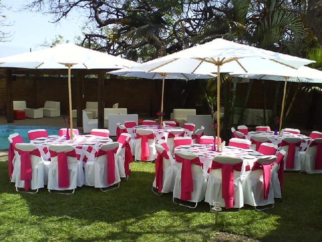 Fotos de terraza jardin xv a os bodas en guadalajara en for Terrazas para xv anos en guadalajara