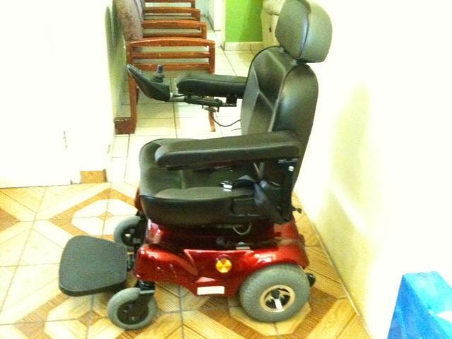 sillas de ruedas electricas ctm