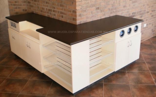 Im genes de muebles de tiendas estantes anaqueles - Mostradores de madera para negocios ...