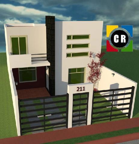 Bonitas buenas y baratas casas en pachuca de soto for Casas modernas y baratas