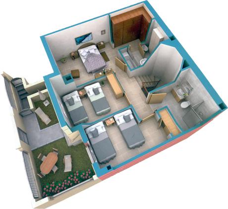 Planos y proyectos economicos en azcapotzalco for Tipos de casas para construir
