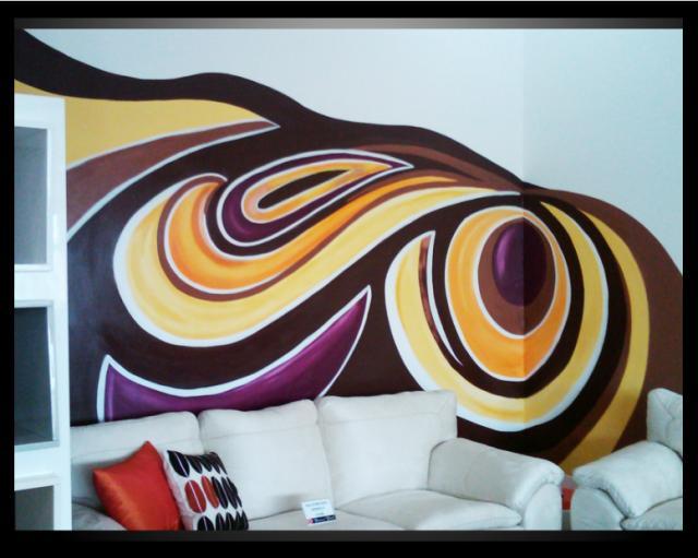 Im Genes De Cuadros Y Murales Decorativos Contemporaneos