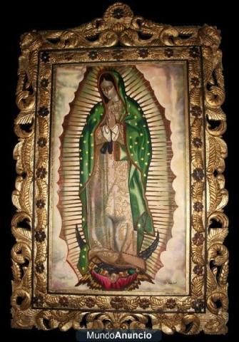 Im genes de espejos cuadros al oleo y esculturas en for Cuadros religiosos modernos