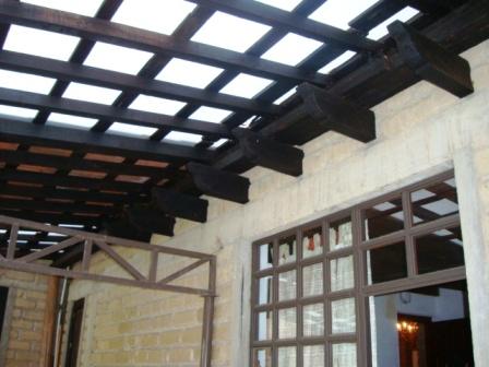 Lonas para techos exteriores