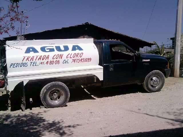 Se vende pipa de agua en chilpancingo de los bravo for Compro estanque de agua
