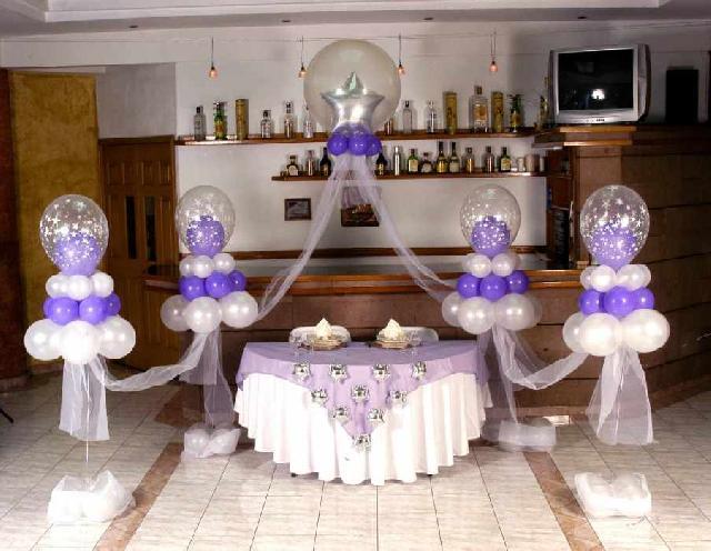 Decoraci n de bautizos sencillos imagui for Decoracion de bodas sencillas